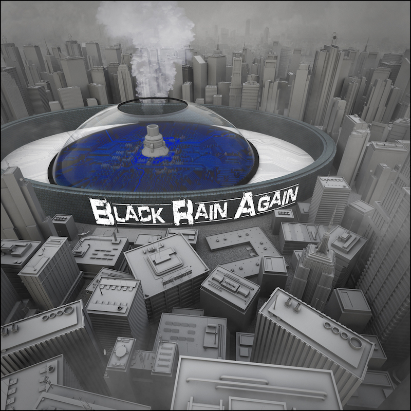 Black Rain Again - Demo 2013